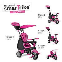 Велосипед Smart Trike Glow 4 в 1 Pink (6402200)
