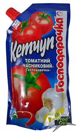Кетчуп Часниковий Господарочка 300 г , фото 2
