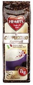 Кофейный напиток Капучино Hearts Caramel, 1кг, фото 2