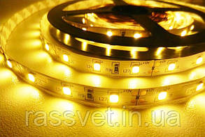 Светодиодная лента SMD 3528 (60 LED/m) IP20 Тёплый Standart