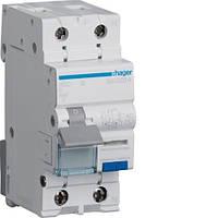 Дифференциальный автомат HAGER ADC916D тип АС