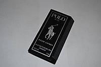 Пробник мужской туалетной воды Ralph Lauren Polo Black 1.5ml
