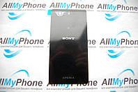 Задняя панель корпуса для Sony D5803 Xperia Z3 Compact Mini / D5833 Xperia Z3 Compact Mini Black