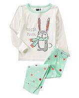 Пижама детская на девочку 6, 7 лет Crazy8 (США)
