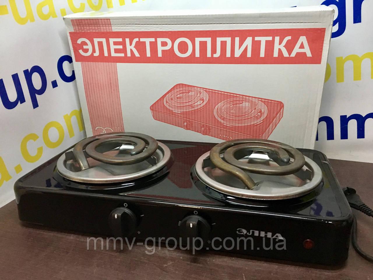 Плиты электрические  ЭЛНА-020Н