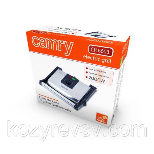 Гриль контактный Camry CR 6603 (2000 вт) продам постоянно оптом и в розницу,доставка из Харькова