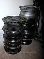 Диск колеса Ланос R13 Т1301.3101015-01. Диски колесные черные. Диски серебристые. Диск колеса Б/У