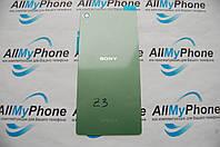 Задняя панель корпуса  Sony D6603 Xperia Z3 / D6643 Xperia Z3 / D6653 Xperia Z3 Green