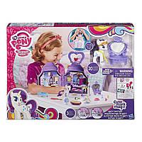 Игровой набор оригинал Бутик Рарити My Little Pony Cutie Mark Magic Rarity Booktique  B1372, фото 1