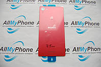 Задняя панель корпуса для мобильного телефона Sony E5803 Xperia Z5 Compact / E5823 Xperia Z5 Compact Red