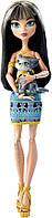 Кукла Клео Де Нил с котенком Школа Монстр Хай, Monster High Ghoul's Beast Pet Cleo De Nile