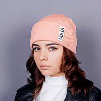 Персиковая шапка, фото 1