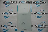 Задняя панель корпуса  Sony Xperia Z1S C6916 L39T White
