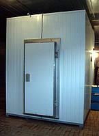 Камеры холодильные  15 м. куб(цена без холод.установки)