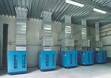 Вентиляция компрессорного помещения