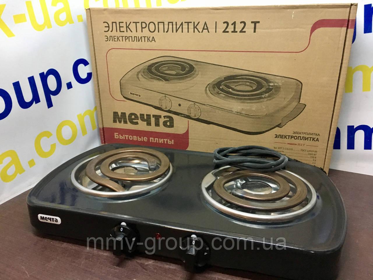 Плита электрическая Мечта-212Т