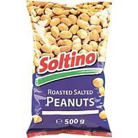 Арахис Soltino жареный, соленый, 500г