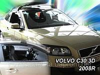 Ветровики Volvo вставные (Польша)