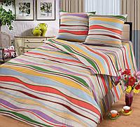 Комплект постельного белья Волна (бязь, 100% хлопок)