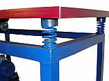 Вібростіл для виробництва плитки і євроогорож — «2УВ», фото 3
