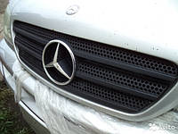 Решетка радиатора Mercedes ML w163