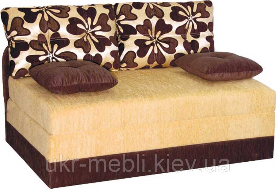 Диван кровать без подлокотников «Идея 1,4», Алис-мебель