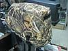 Чехол на крышку (капот) лодочного мотора YAMAHA 8 (2-x) камыш