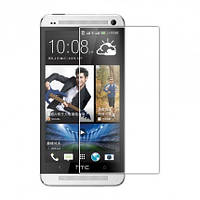 Защитное стекло на телефон HTC One M7, One Dual Sim