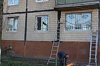 Кованые решетки, балконные ограждения