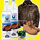 Невидимое средство от влаги и грязи, защита обуви и одежды Аквабронь Aquaphob (Аквафоб), фото 3