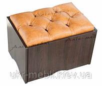 Пуф с ящиками № 2, Алис-мебель