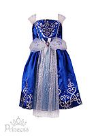 Карнавальное платье детское Золушка для девочек
