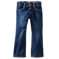 Джинсы детские OshKosh для девочек(под ботинок/boot cut). США. 92.