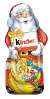 Шоколадные фигурки  Дед Мороз Kinder, 110 г