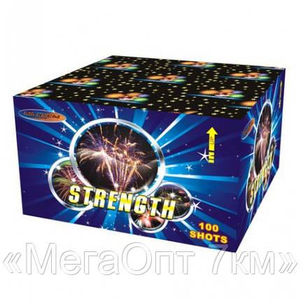 """Салют на 100 выстрелов """"Сила"""" купить оптом в Одессе не дорого со склада, фото 2"""
