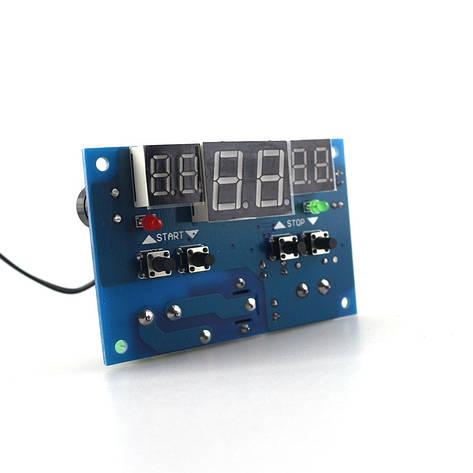 Терморегулятор, термостат, термореле W1401, фото 2