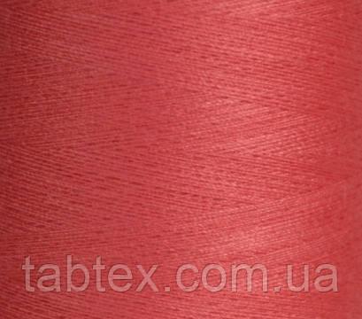 """Швейні нитки №40/2 """"LG"""" D160 4000 ярд(рожева)"""