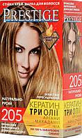 Стойкая краска для волос vip's Prestige №205 Натуральный русый