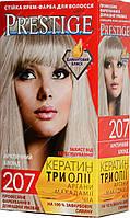Стойкая крем краска Prestige №207 Арктический Блонд