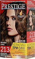 Стойкая краска для волос vip's Prestige №213 Лесной орех