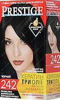 Стойкая крем краска Prestige №242 Черный
