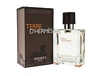 Hermes  Terre d'Hermes 50ml  мужская туалетная вода (оригинал)