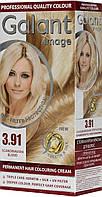 Стойкая крем-краска Galant №3.91 Скандинавский супер блонд, фото 1