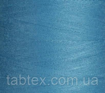 """Швейные нитки №40/2 """"LG"""" D282 4000 ярд(голубой средн.)"""