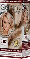Стойкая крем-краска Galant №3.92 Бежевый блондин, фото 1