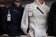 ЗИМНИЙ мужской свитер опт