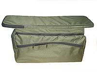 Сумка-багажник под сиденье с мягкой накладкой (65х20х4)