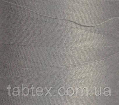 """Швейные нитки №40/2 """"LG"""" D332 4000 ярд( серый сред.)"""