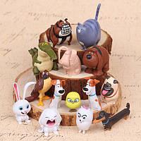 Фигурки коллекционные Тайная жизнь домашних животных 14 шт/компл., фото 1