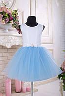 Нарядное платье для девочки 9706